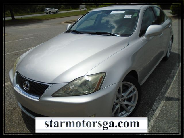 2007 Lexus IS 250 with Navigation