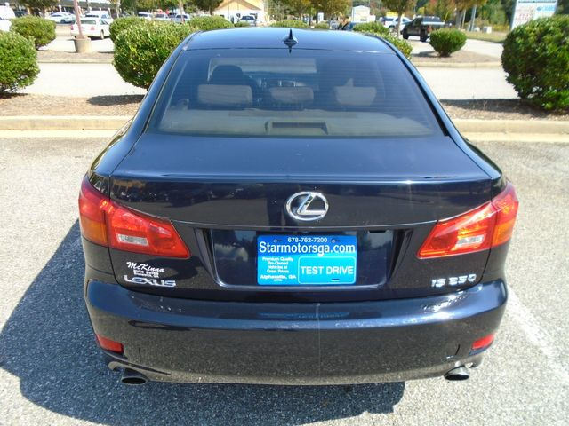 2007 Lexus IS 250 in Alpharetta, GA 30004