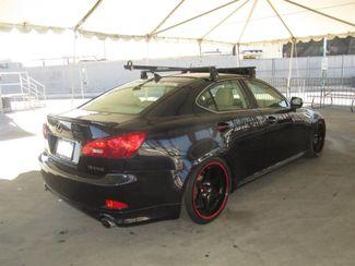 2007 Lexus IS 250 Gardena, California 2
