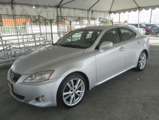 2007 Lexus IS 250 Gardena, California