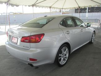 2007 Lexus IS 250 Gardena, California 2