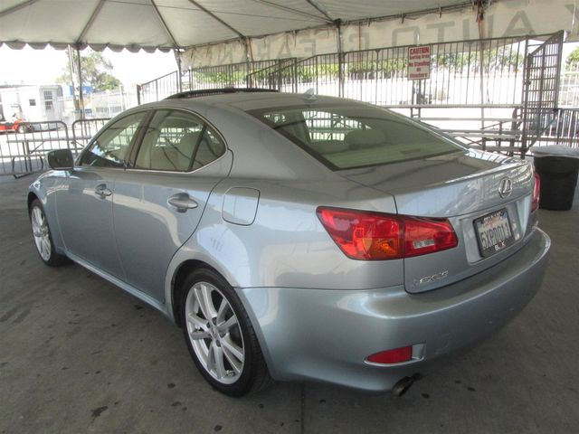 2007 Lexus IS 250 Gardena, California 1