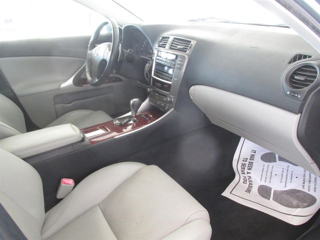 2007 Lexus IS 250 Gardena, California 8