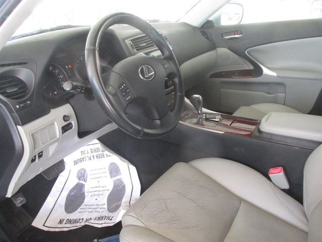 2007 Lexus IS 250 Gardena, California 4