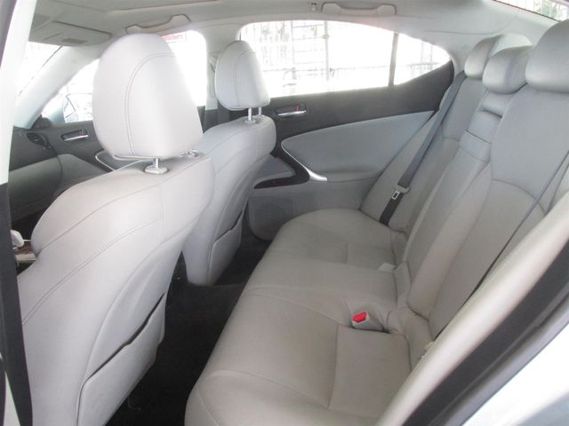 2007 Lexus IS 250 Gardena, California 10