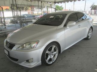 2007 Lexus IS 250 Gardena, California