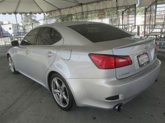 2007 Lexus IS 250 Gardena, California 1