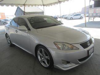 2007 Lexus IS 250 Gardena, California 3