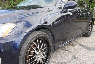 2007 Lexus IS 250 Hollywood, Florida 11