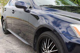 2007 Lexus IS 250 Hollywood, Florida 2