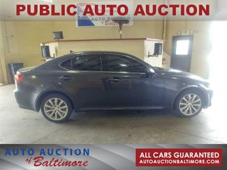 2007 Lexus IS 250  | JOPPA, MD | Auto Auction of Baltimore  in Joppa MD