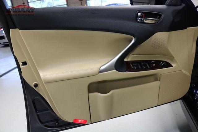 2007 Lexus IS 250 Merrillville, Indiana 24