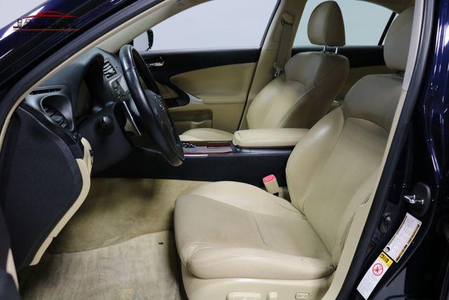 2007 Lexus IS 250 Merrillville, Indiana 10
