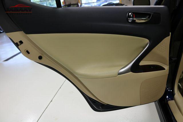2007 Lexus IS 250 Merrillville, Indiana 26