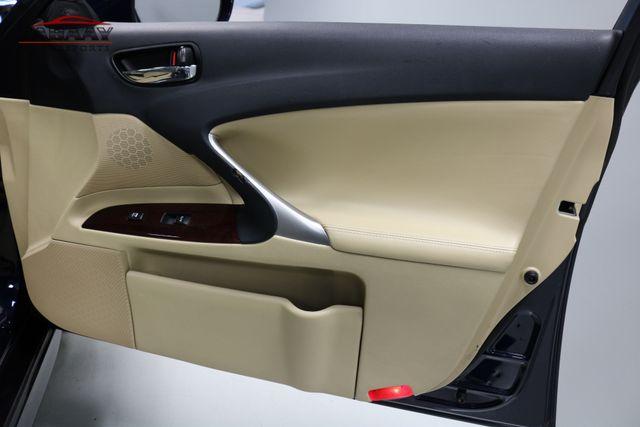 2007 Lexus IS 250 Merrillville, Indiana 25