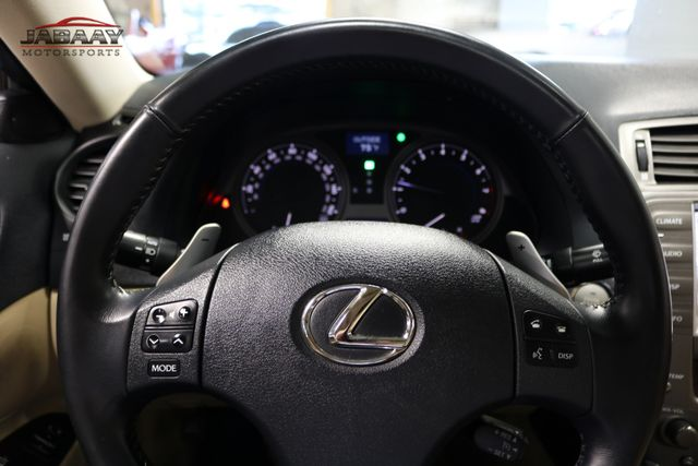 2007 Lexus IS 250 Merrillville, Indiana 17
