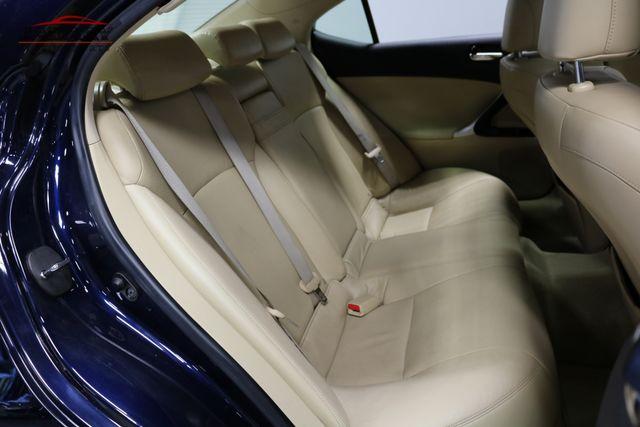 2007 Lexus IS 250 Merrillville, Indiana 13