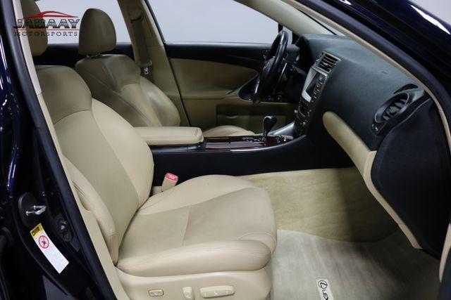 2007 Lexus IS 250 Merrillville, Indiana 15