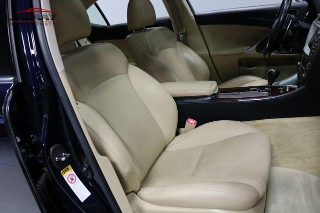 2007 Lexus IS 250 Merrillville, Indiana 14