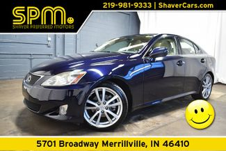 2007 Lexus IS 250 4d Sedan Auto in Merrillville, IN 46410