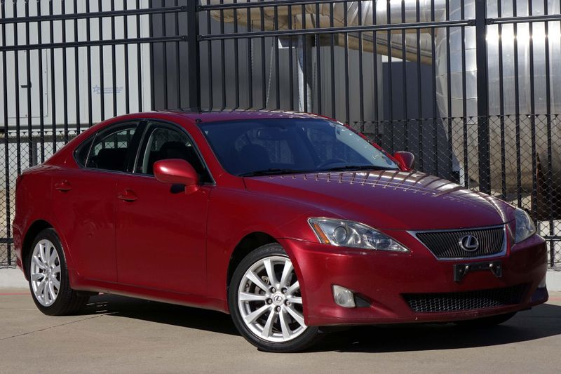 2007 Lexus IS 250 Nav* BU Cam* Sunroof* AWD* | Plano, TX | Carrick's Autos in Plano TX
