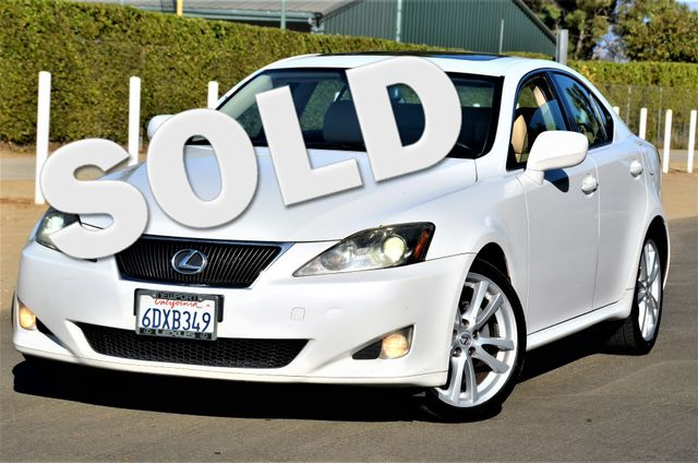 2007 Lexus IS 250 Reseda, CA