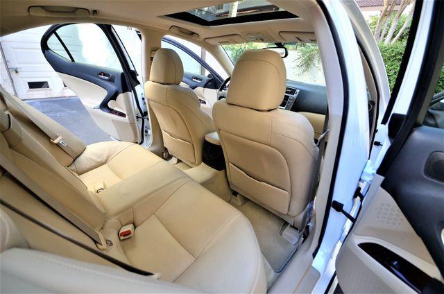 2007 Lexus IS 250 Reseda, CA 28