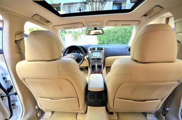 2007 Lexus IS 250 Reseda, CA 4
