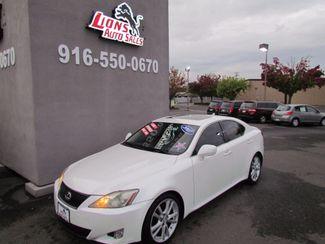 2007 Lexus IS 250 Sharp in Sacramento CA, 95825
