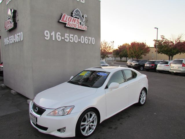 2007 Lexus IS 250 Extra Clean in Sacramento, CA 95825