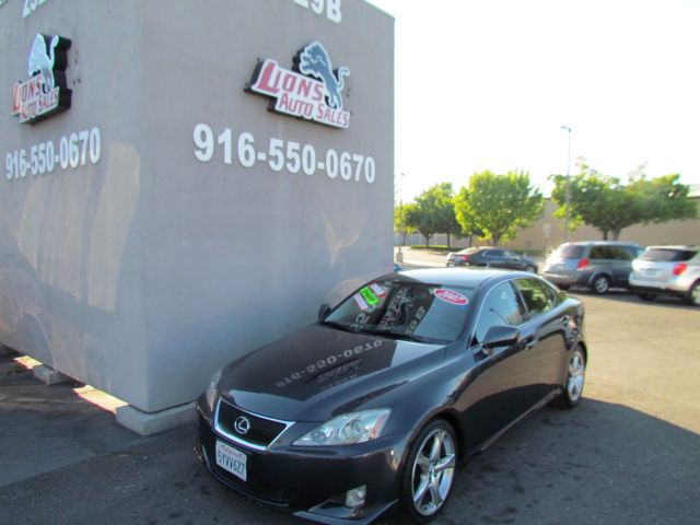 2007 Lexus IS 250 Navi / camera in Sacramento, CA 95825