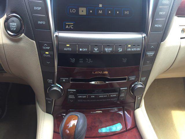 2007 Lexus LS 460 Boerne, Texas 25