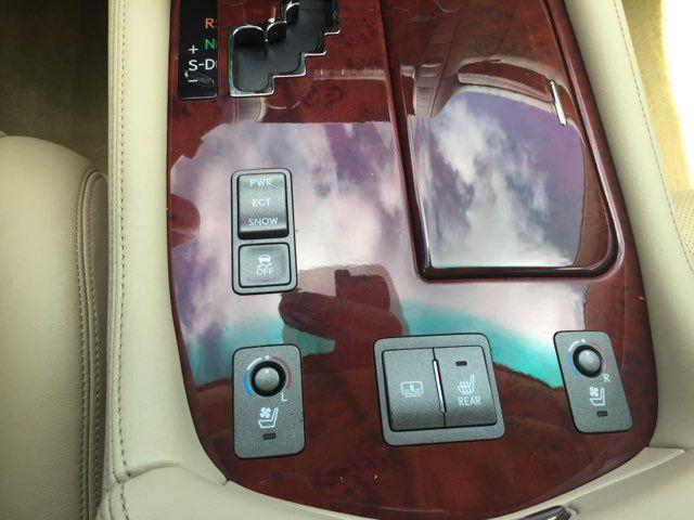 2007 Lexus LS 460 Boerne, Texas 24