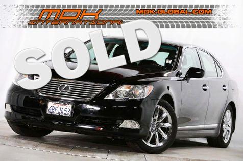 2007 Lexus LS 460 - Premium - Comfort Plus pkg - Navigation in Los Angeles