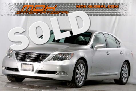 2007 Lexus LS 460 - Navigation - Comfort pkg in Los Angeles