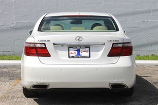 2007 Lexus LS 460 Hollywood, Florida 6