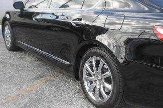 2007 Lexus LS 460 LWB Hollywood, Florida 8