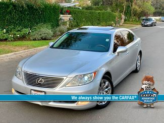 2007 Lexus LS 460 LWB NAVIGATION XENON SERVICE RECORDS in Van Nuys, CA 91406