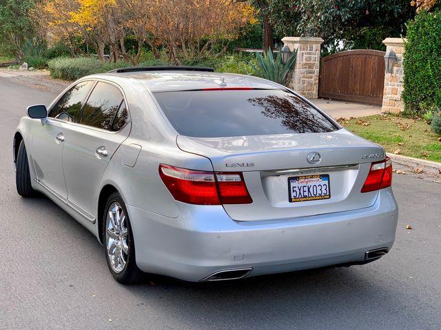 2007 Lexus LS 460 LWB NAVIGATION XENON SERVICE RECORDS in Van Nuys, CA 91406
