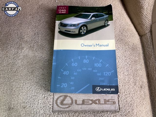 2007 Lexus LS 460 460 Madison, NC 16