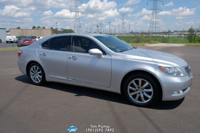 2007 Lexus LS 460 factory chrome wheels in  Tennessee