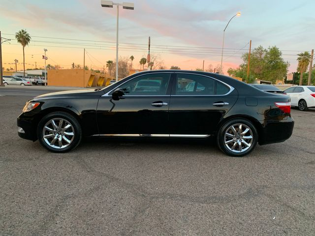2007 Lexus LS 460 3 MONTH/3,000 MILE NATIONAL POWERTRAIN WARRANTY Mesa, Arizona 1