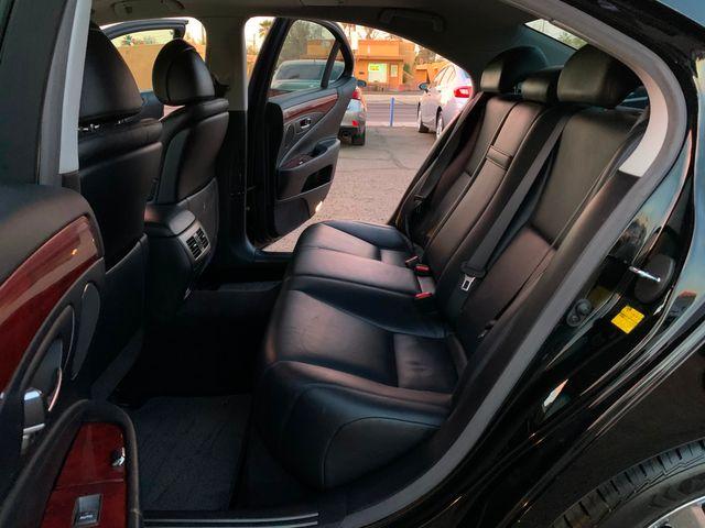 2007 Lexus LS 460 3 MONTH/3,000 MILE NATIONAL POWERTRAIN WARRANTY Mesa, Arizona 10
