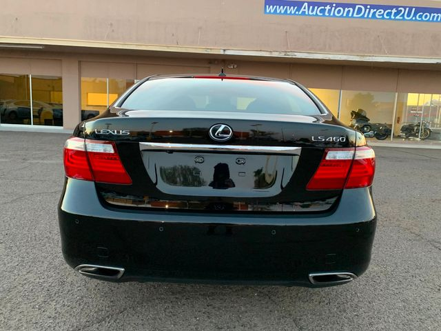 2007 Lexus LS 460 3 MONTH/3,000 MILE NATIONAL POWERTRAIN WARRANTY Mesa, Arizona 3
