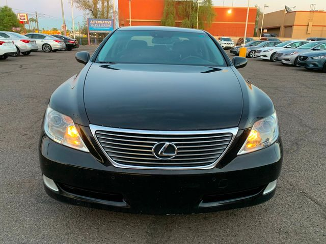 2007 Lexus LS 460 3 MONTH/3,000 MILE NATIONAL POWERTRAIN WARRANTY Mesa, Arizona 7