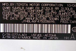 2007 Lexus LS 460 NAVI * Mark Levinson * A/C SEATS * BU Camera *ROOF Plano, Texas 46