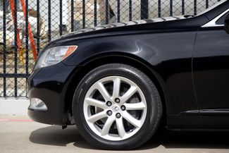 2007 Lexus LS 460 LWB * Luxury Pkg * NAVI * Mark Levinson * KEYLESS Plano, Texas 32