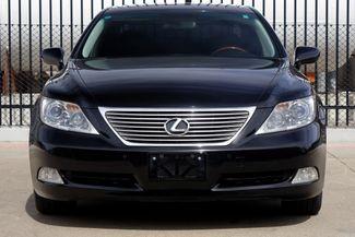 2007 Lexus LS 460 LWB * Luxury Pkg * NAVI * Mark Levinson * KEYLESS Plano, Texas 6