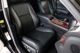 2007 Lexus LS 460 LWB * Luxury Pkg * NAVI * Mark Levinson * KEYLESS Plano, Texas 13
