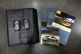 2007 Lexus LS 460 LWB * Luxury Pkg * NAVI * Mark Levinson * KEYLESS Plano, Texas 46